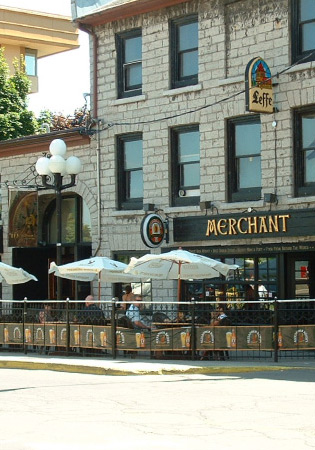 Merchant Tap House Patio